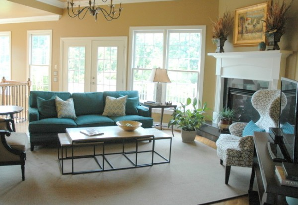 Interior Design How Far From Doorway To Put Furniture ~ A sure fire way to tell if your furniture arrangement is