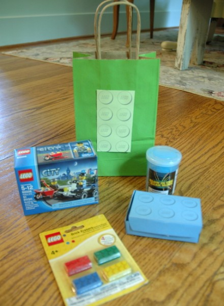 lego party gifts