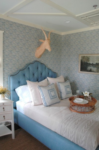 southern living idea house hers bunkroom