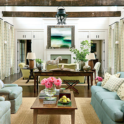Paint Color Choices for 2013 Southern Living Idea House ...