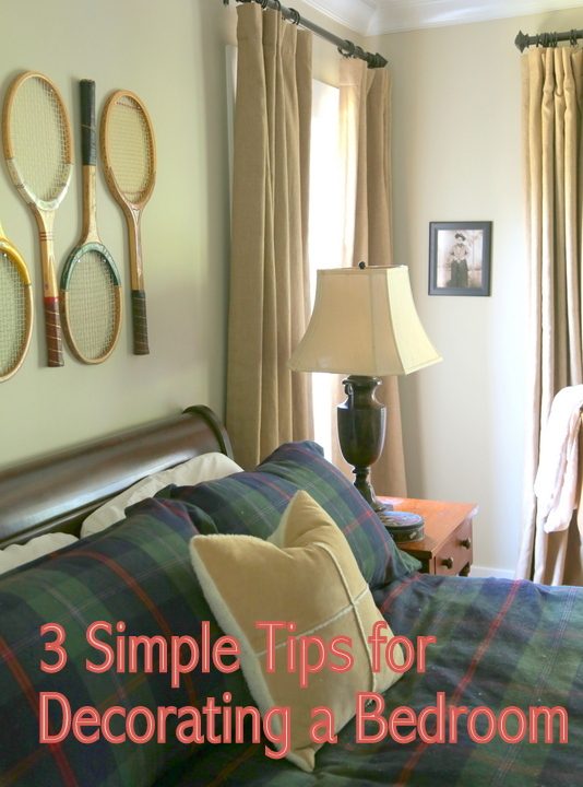 3 simple bedroom decorating ideas the decorologist 15211 | 7o3a1133