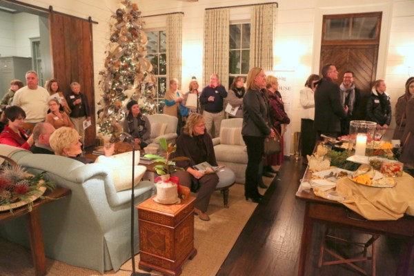 VIP Southern Living Idea House party
