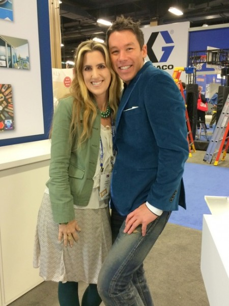 david bromstad and The Decorologist