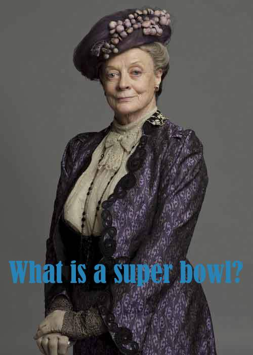 Why the Downton Abbey Premiere is MY Superbowl