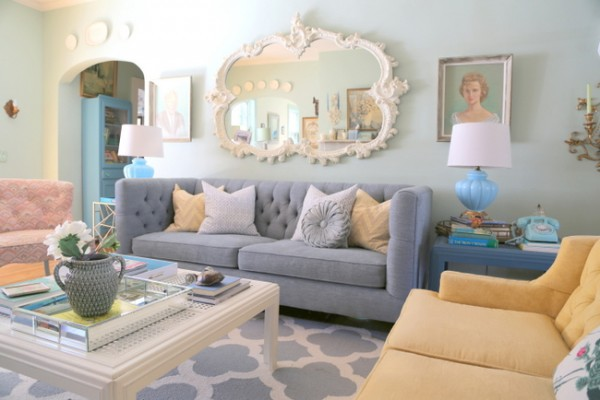 The Antidote To The Sofa Loveseat Combination The Decorologist