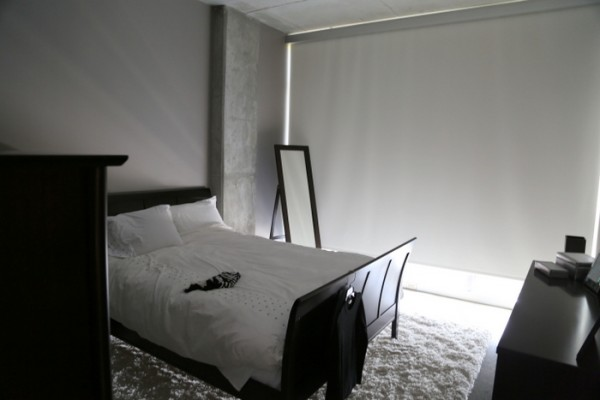 before bedroom