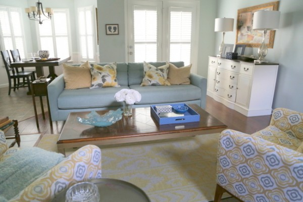 the decorologist living room makeover