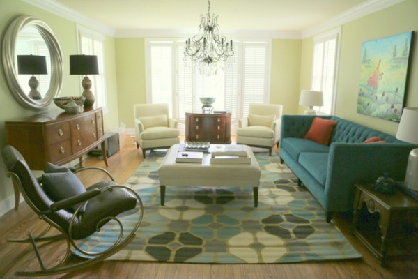 decorologist designer living room