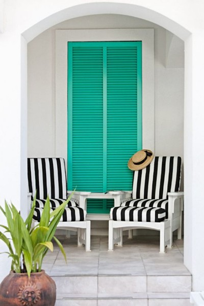 cabana stripe house of turquoise