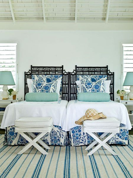 Wicker and Rattan are Groovy Again - The Decorologist