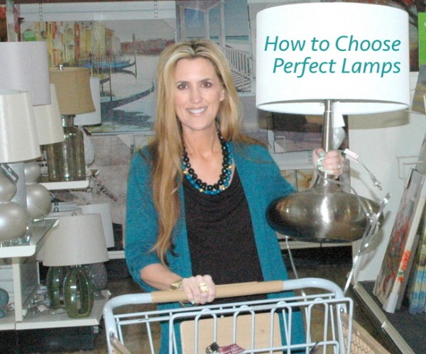 how to choose lamps