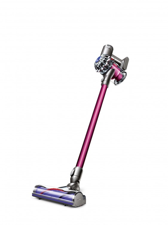 A Daughter's Dream Room & the Dyson DC59 Motorhead Vacuum