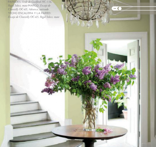 Tuesday Trend Benjamin Moore 2014 Color Trends: Benjamin Moore's 2015 Color Of The Year