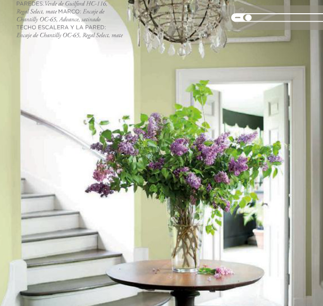 The Green I Would Have Chosen Instead – Benjamin Moore's 2015 Color of the Year