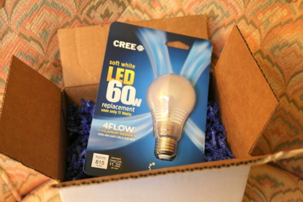 cree led light bulb
