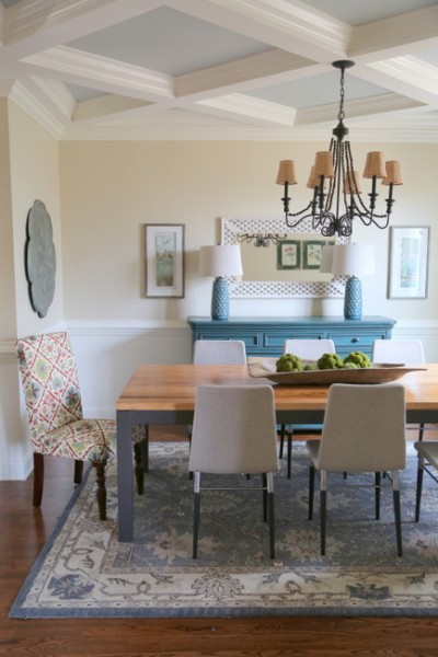 decorologist design dining room