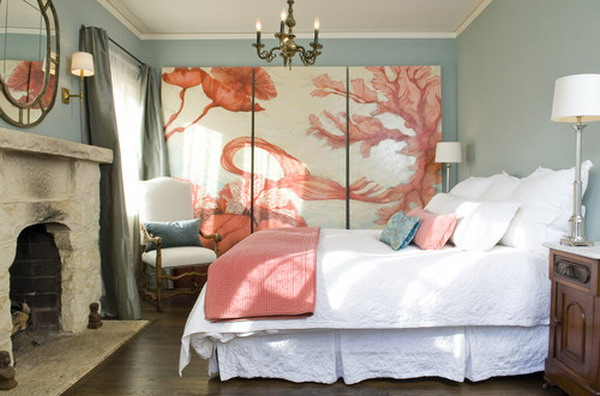 coral bedroom color schemes coral reef finally a color of the year i can get 15014