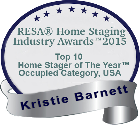 home stager of the year award