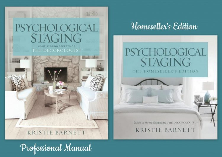 psychological staging book covers