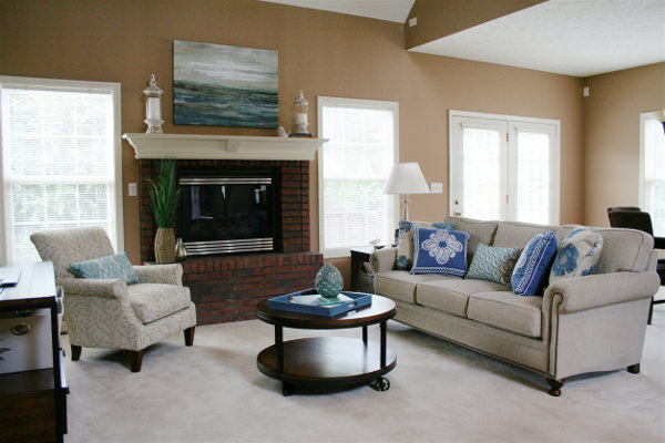 kim hume home stager