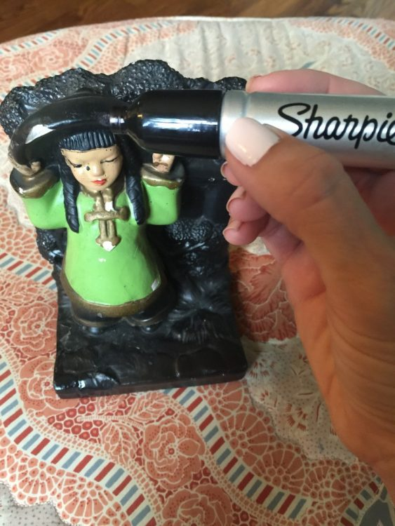 sharpie marker repair