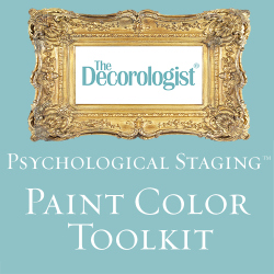 Psychological Staging™ Paint Color Toolkit