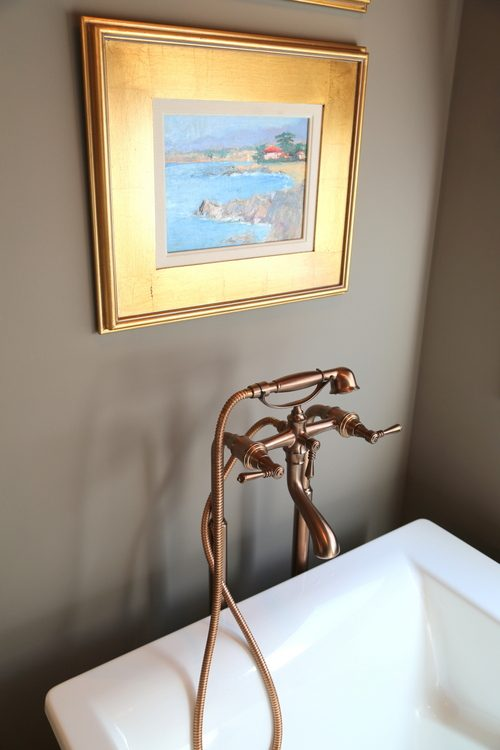 copper bath fixtures