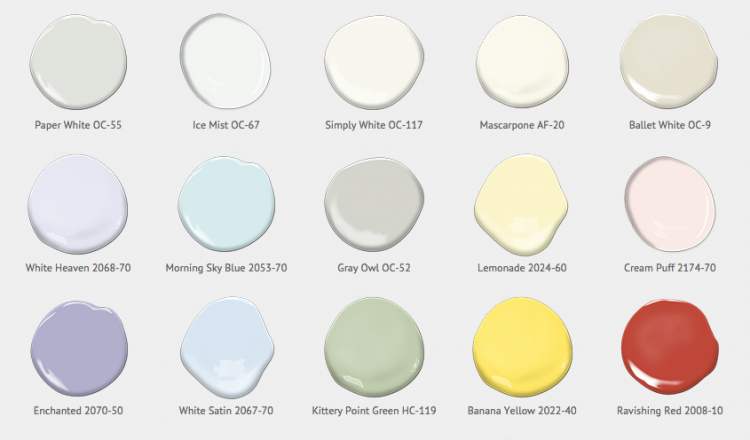 Nashville 39 s decorologist announces benjamin moore 2016 Paint color of the year