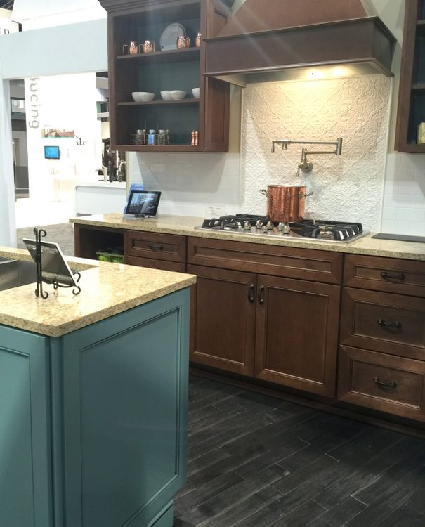 2016 Kitchen Color Trends: It's Getting Personal