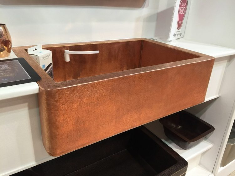 copper sink kbis