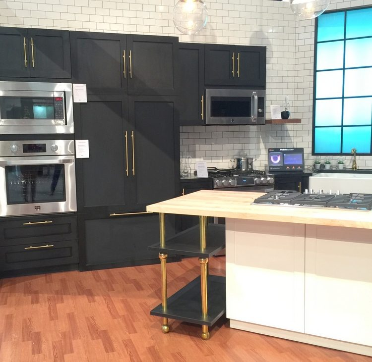 black kitchen cabinet design kbis