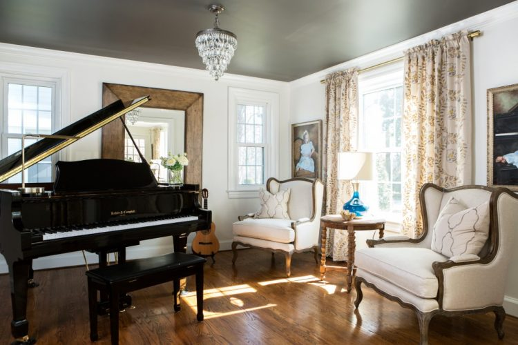 Beau Hereu0027s The Lovely New Music Room: