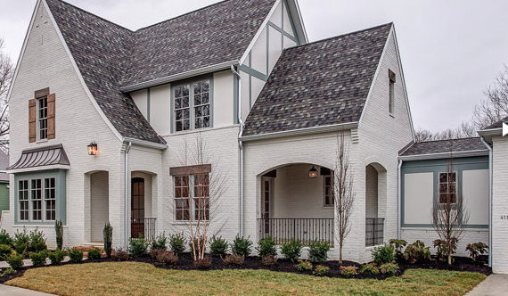 tudor lite exterior paint colors