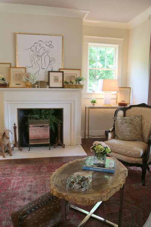 designer showhouse pink