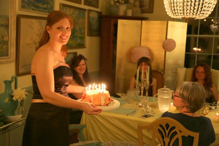 sixteen candles cake