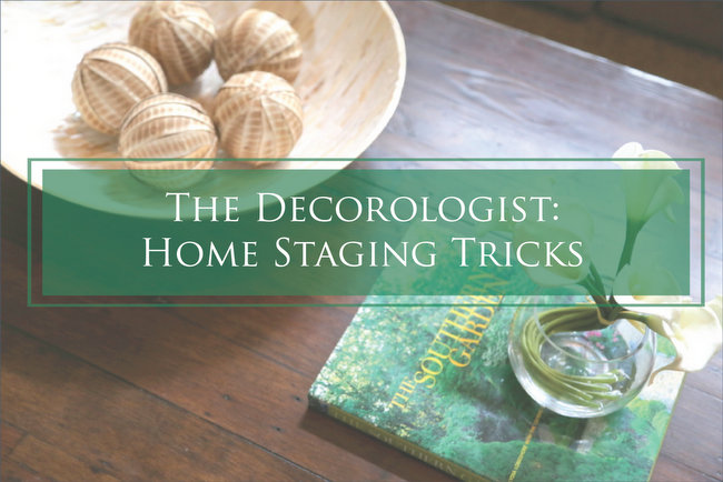 Home Staging Tricks You Should Know
