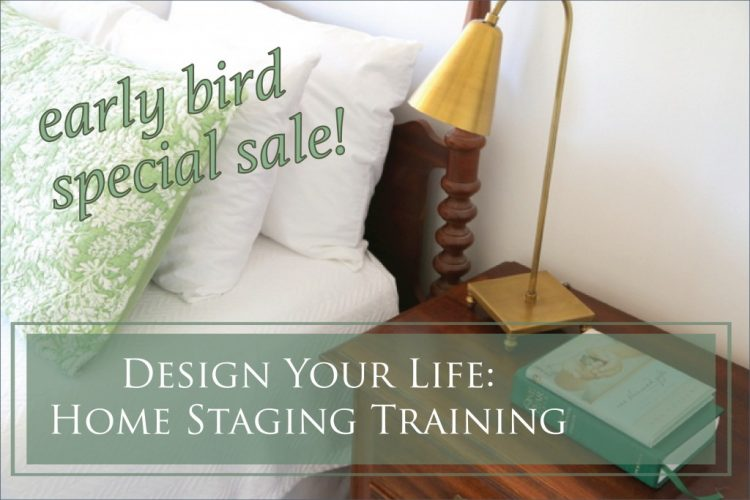 staging training by the decorologist
