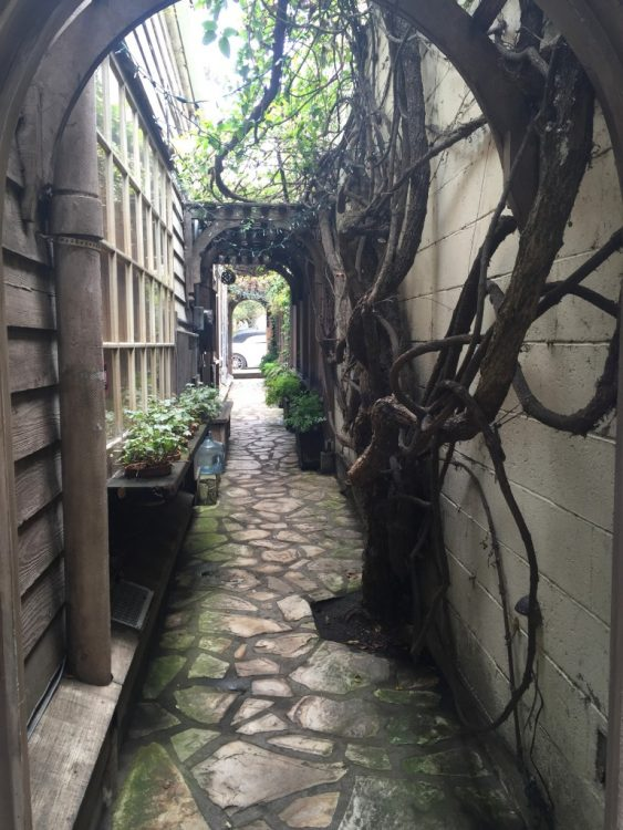 enchanted carmel alleys