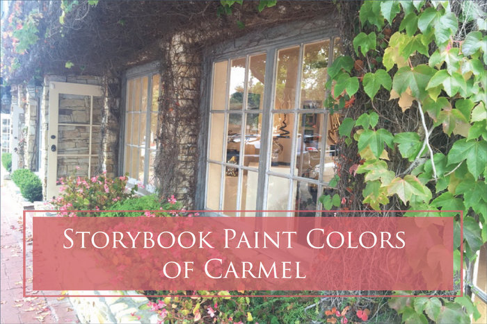 Cottage Exterior Colors & Benjamin Moore Matches