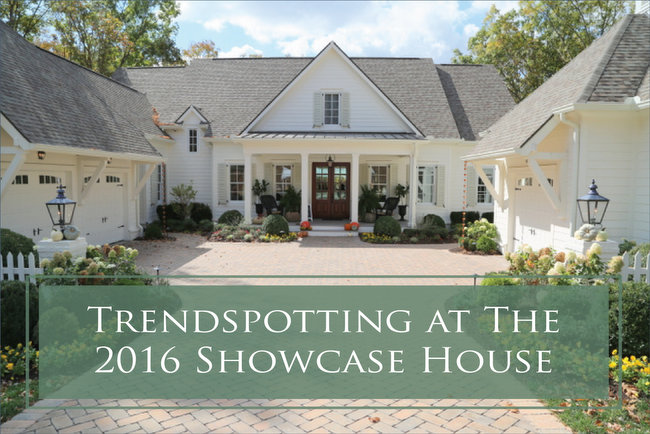 Trendspotting at the Southern Living Showcase House