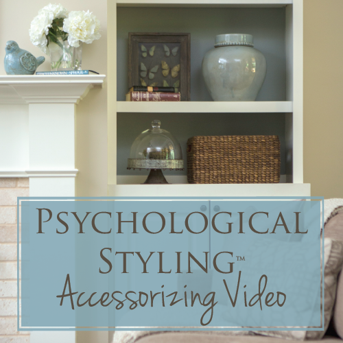 Psychological Styling™ - Instructional Video - The Decorologist