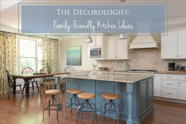 family-friendly kitchen ideas