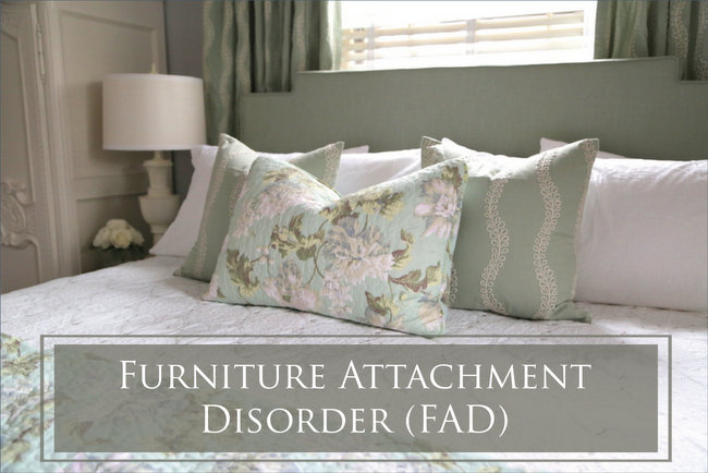 Diagnosis: Furniture Attachment Disorder