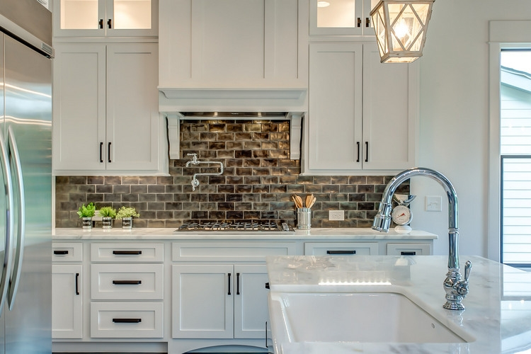 kitchen trends backsplash - Kitchen Trends