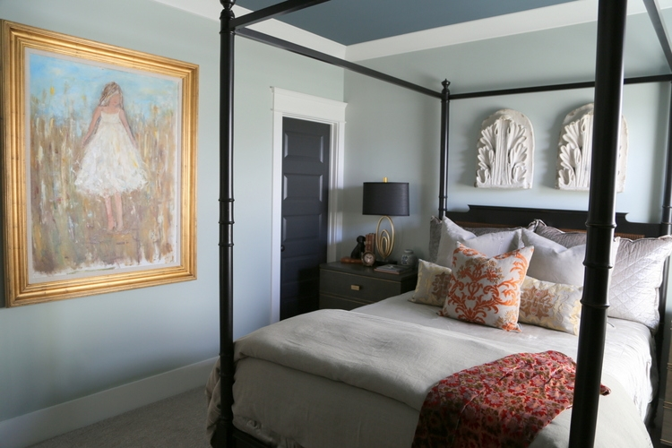 The final reveal of colors and design at house for hope designer showhouse the decorologist - Peddlers home design ...
