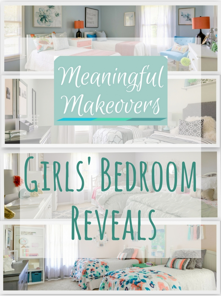 Meaningful Makeovers – Girls' Bedroom Makeovers