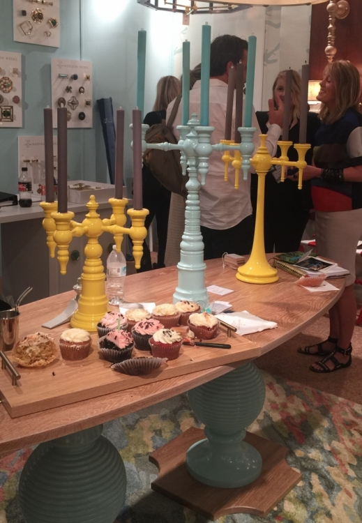 yellow candlesticks at dunes and duchess