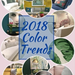 Beyond Blush Pink – 2018 Color Trends from High Point