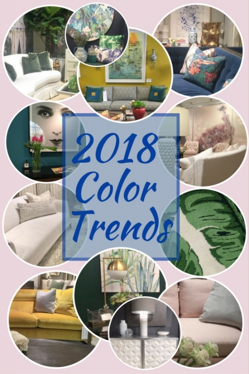 2018 color trends
