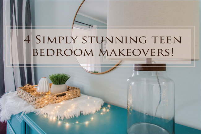 Sweet Dreams Are Made of This! Teen Bedroom Makeovers